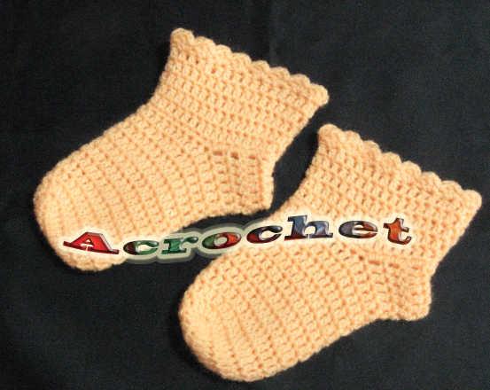 Mediecitas para bebe | Blog a Crochet - ACrochet