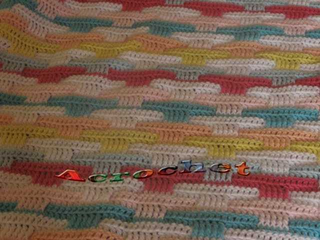 mantas | Blog a Crochet - ACrochet