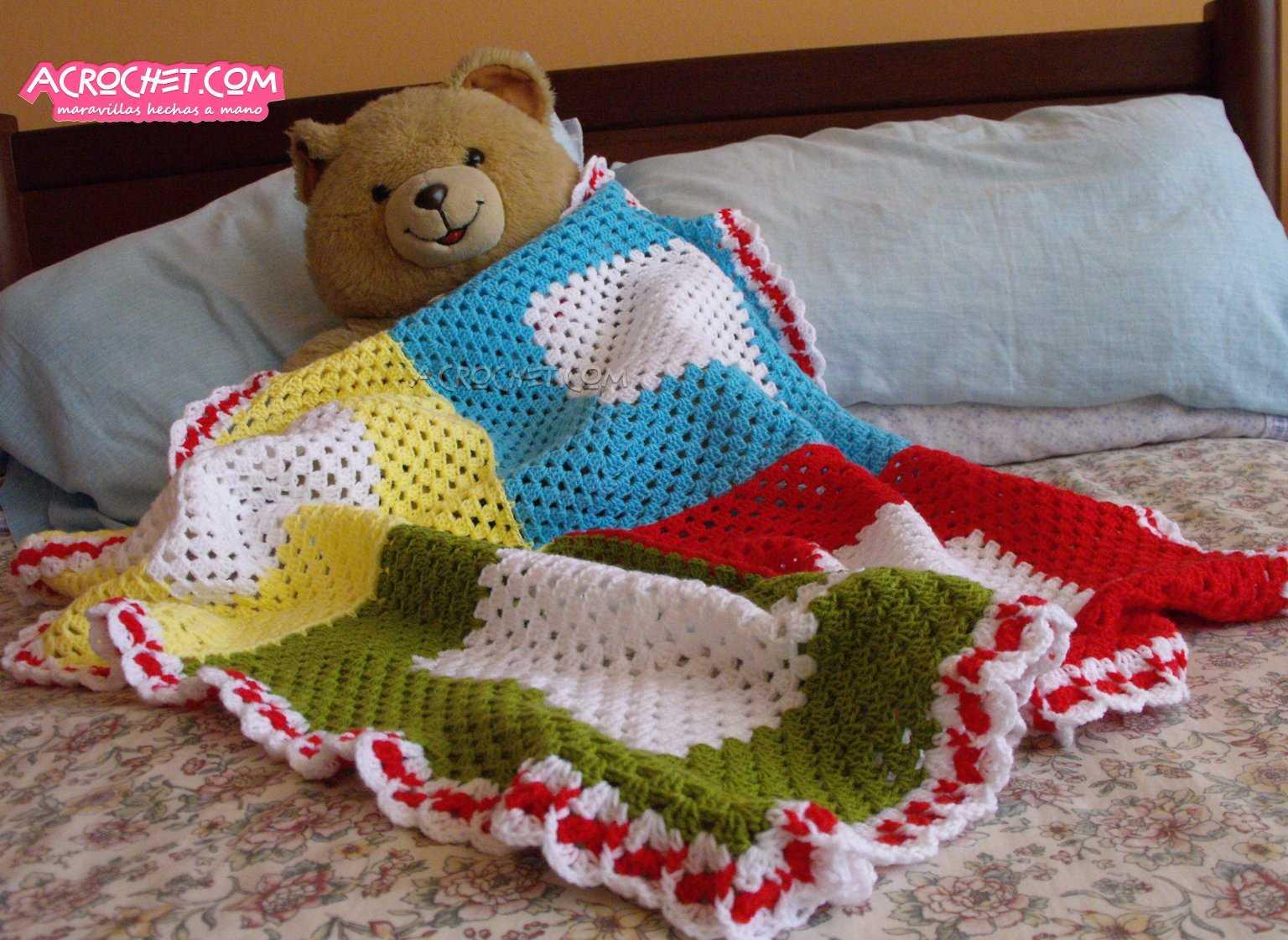 manta | Blog a Crochet - ACrochet