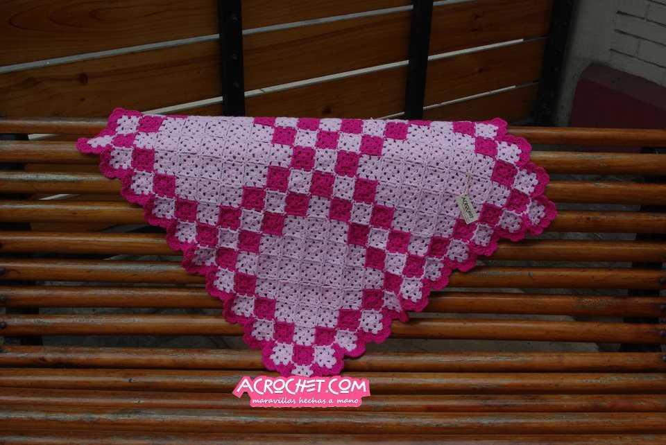 Una manta para una princesa Parte 2 | Blog a Crochet - ACrochet
