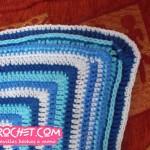 Una manta espiral para tu niño