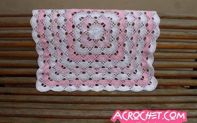 Mantas | Blog a Crochet - ACrochet